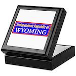 Wyoming-2 Keepsake Box