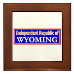 Wyoming-2 Framed Tile