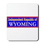 Wyoming-2 Mousepad