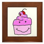 Scratch Cake Framed Tile