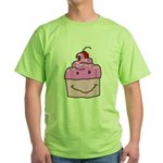 Scratch Cake Green T-Shirt