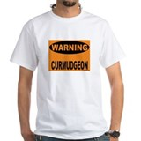 Curmudgeon Warning Shirt