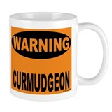 Curmudgeon Warning Mug