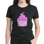 Scratch Cake Women's Dark T-Shirt
