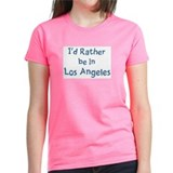 Rather be in Los Angeles Tee