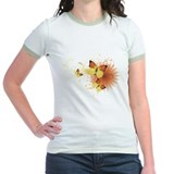 Yellow Butterflies T