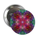 "Shimmering Jewel 2.25"" Button"