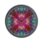 Shimmering Jewel Wall Clock