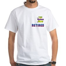 Retired Top ENGINEER Shirt