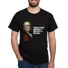 "Franklin ""Genius"" T-Shirt"
