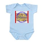 Wyoming-3 Infant Bodysuit