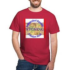 Wyoming-3 T-Shirt