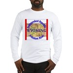 Wyoming-3 Long Sleeve T-Shirt
