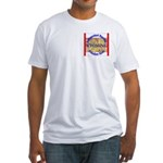 Wyoming-3 Fitted T-Shirt