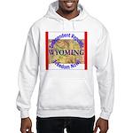 Wyoming-3 Hooded Sweatshirt