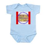 Wyoming-1 Infant Bodysuit