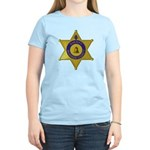 Riverside Sheriff Women's Light T-Shirt