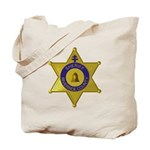 Riverside Sheriff Tote Bag