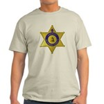 Riverside Sheriff Light T-Shirt