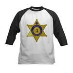 Riverside Sheriff Kids Baseball Jersey