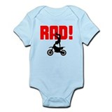 Rad Motocross Infant Bodysuit