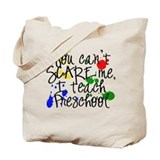 Preschool Scare Tote Bag