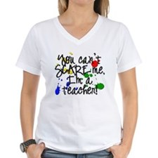 Scare Teacher Shirt