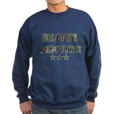 Beaver Biscuits Sweatshirt