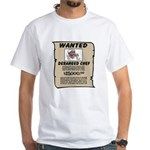 Chef White T-Shirt