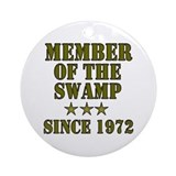 Swamp Member Ornament (Round)
