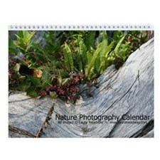 Nature Photography Wall Calendar (v. 3)