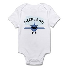 Airplane Infant Bodysuit