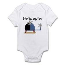Helicopter Infant Bodysuit