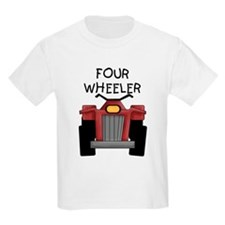 Four Wheeler T-Shirt