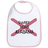 Sweet Home Alabama Bib