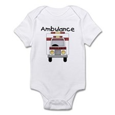 Ambulance Infant Bodysuit