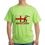 English Cricket Player T-Shirt