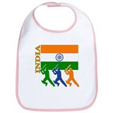India Cricket Bib