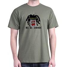 Riyah-Li Designs We Be Jammin T-Shirt