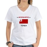 I'm Worshiped In TONGA Shirt