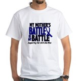 My Battle Too 1 BLUE (Mother) Shirt