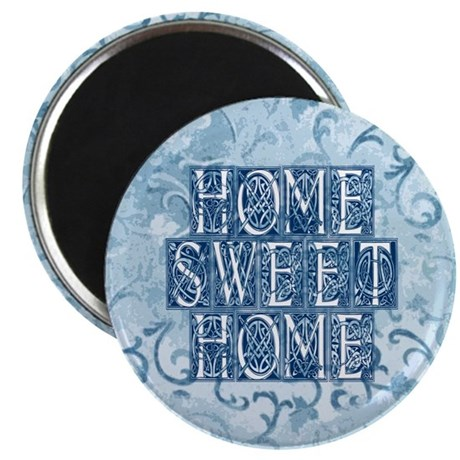 "Home Sweet Home 2.25"" Magnet (100 pack)"