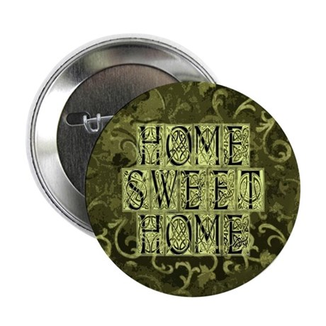 "Home Sweet Home 2.25"" Button (100 pack)"
