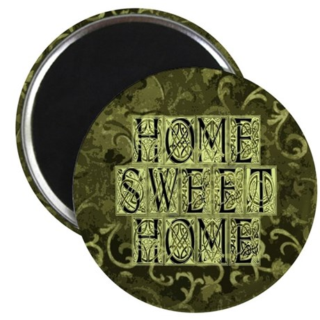 "Home Sweet Home 2.25"" Magnet (10 pack)"