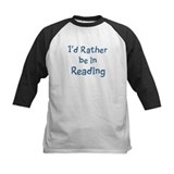 Rather be in Reading Tee