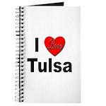 I Love Tulsa Oklahoma Journal