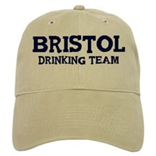 Bristol drinking team Baseball Cap