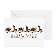 Mildly Wild Greeting Cards (Pk of 20)