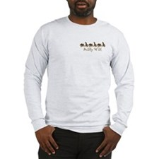 Mildly Wild Long Sleeve T-Shirt