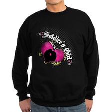 Soldier's Girl Kiss Sweatshirt